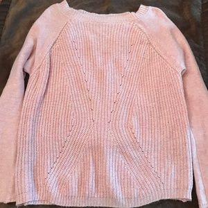 Mono B Pink Sweater
